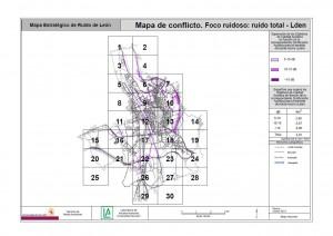 Mapa de conflicto Lden
